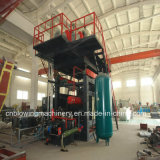 Preço da máquina de molde do sopro para o HDPE 3000L