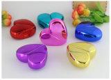 Bottiglie di vetro di figura del cuore per profumo