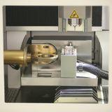 Bajo costo que procesa la fresadora cad del Zirconia de la leva dental del CNC para el laboratorio