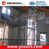 鋼鉄Structure Powder Coating Production Line