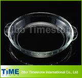 Cristallo - Hot libero Sale Borosilicate Glass Baking Dish, Glass Roasting Dish (TM011501)