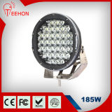 "Voor Bumper 9 "" 185W CREE LED Work Light 16650lm LED Driving Light voor de Jeep van Offroad SUV"