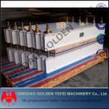 Machine de vulcanisation commune en caoutchouc de presse de bande de conveyeur