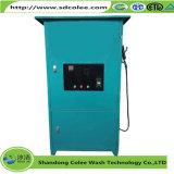 Machine de nettoyage de véhicule de service