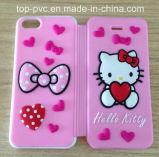iPhone Case (IP0083)를 위한 Quality 높은 PVC Promotional 3D Plastic