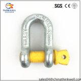 Uitstekende kwaliteit Gesmeed Roestvrij staal 304 de Regelbare Sluiting van de Boog