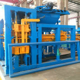 Qt4-18 Block&Brick hydraulique automatique effectuant la machine