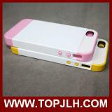 Cas de sublimation de l'impression 3D de vide de caisse de garniture intérieure de carte pour l'iPhone