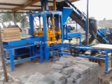 Bloc concret hydraulique de machine à paver faisant la machine