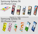 Telefone Accessories Sublimation Cell Phone Caso para Samsung Galaxy S6