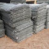 Caixa/engranzamento galvanizados mergulhados quentes de Gabion