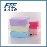 Toalha colorida para o banheiro da senhora e dos homens