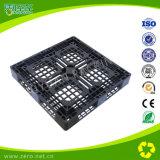 黒い耐久のHDPEのプラスチックパレットを供給する工場