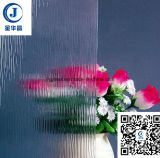 3mm 4mm 5mm 6mm Decorative Clear Patterned Glass Building Glass