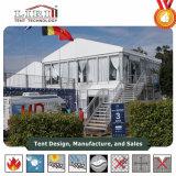 200 Leute-Hochzeits-Zelt für im Freienereignis mit Glasummauerung