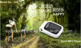 Sport MP3 Player met FM Radio/Voice Recorder (X09)