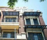 Landhaus-Garten-Fenster-Hallegazebo-Markise Woofshad Kabinendach-Garagen Rainshed Sunshed
