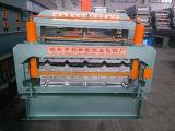 Het dubbele Broodje die van het Blad van het Metaal van de Laag Machine vormen