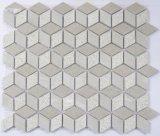 Diamante mosaico de mármol