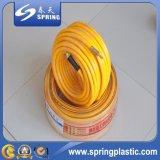 Die geflochtene Faser verstärken farbigen Hochdruckkorea-Plastik-Belüftung-landwirtschaftlichen Wasser-Spray-Schlauch