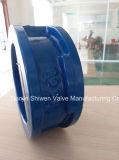 Válvula de verificação dupla Pn16 da placa do ferro de molde