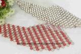 Die gebördelte Rhinestone-Ineinander greifen-Perle Appliques Stutzen-Ordnungs-Muffen-Änderung am Objektprogramm (TA-010)
