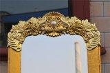 Composer bon marché le miroir, miroir en aluminium rectifiant décoratif, miroirs de salle de bains
