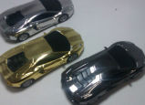 Movimentação plástica do flash do USB do carro (USB 2.0)