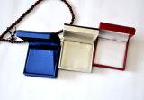 Rectángulo de regalo de cuero del embalaje de la joyería del rectángulo de almacenaje de la joyería de la PU (YS334A)