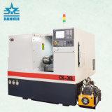 Ck36Lは製造業者の金属の中国CNCの傾いたベッドの旋盤を指示する
