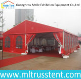 10X30m Waterproof Red Canvas Wedding Marquee Event Party Tent