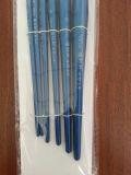 Balai de peinture en nylon, pinceau de brin pour l'élève