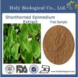 Epimedium stéroïde aphrodisiaque d'extrait d'Epimedium de perfectionnement sexuel