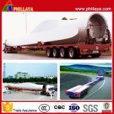 ステアリング拡張可能な装置の輸送の風力の葉の油圧トレーラー