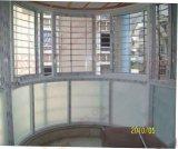 Fornecedor profissional do indicador de deslizamento curvado UPVC (BHP-SWA06)