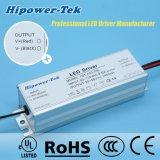 50W Waterproof o excitador ao ar livre do diodo emissor de luz IP65/67 com ISO9001