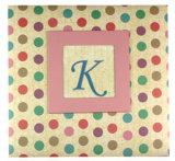 Artisanat à la main Papier Scrapbook Album avec Glitter
