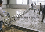 Espessura de vibração de 200 mm Máquina de pavimentação de concreto Estrutura Vibradora