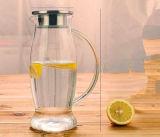 方法創造的なデザイン冷たい飲むコップのティーポットジュースの水差しガラスの水差し