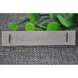 衣服のラベルのための印刷の綿テープ