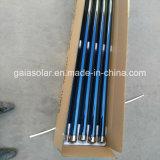 Collecteur de tuyau d'évacuation solaire direct d'usine