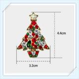 De nieuwe Broche van de Juwelen van de Manier van de Kerstboom van het Ontwerp