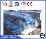 Blech-Faltblatteisenhandfaltende Maschine