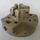 Ottone lavorante di CNC, parte di alluminio/pezzo fucinato/parti di pezzo fucinato pezzo meccanico/metallo/ricambi auto/parte d'acciaio di pezzo fucinato/pezzo fucinato di alluminio