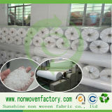 Stock Nonwoven полипропилен Spunbonded ткани