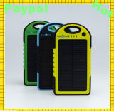 5000mAh Solar Mobile Charger Solar Power Bank (gc-s001)