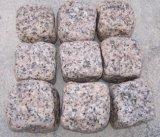 공장은 직접 다른 색깔 화강암 포석을 공급한다