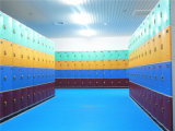 Js38-3 Tier Locker pour Gym ou Swimming Pool