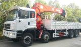 15 tonnellate della gru mobile del manipolatore del camion di prezzi resistenti del camion