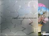 명확한 Mistlite, Karatachi 의 프레임, Nashiji 의 다이아몬드, 식물상 장식무늬가 든 유리 제품